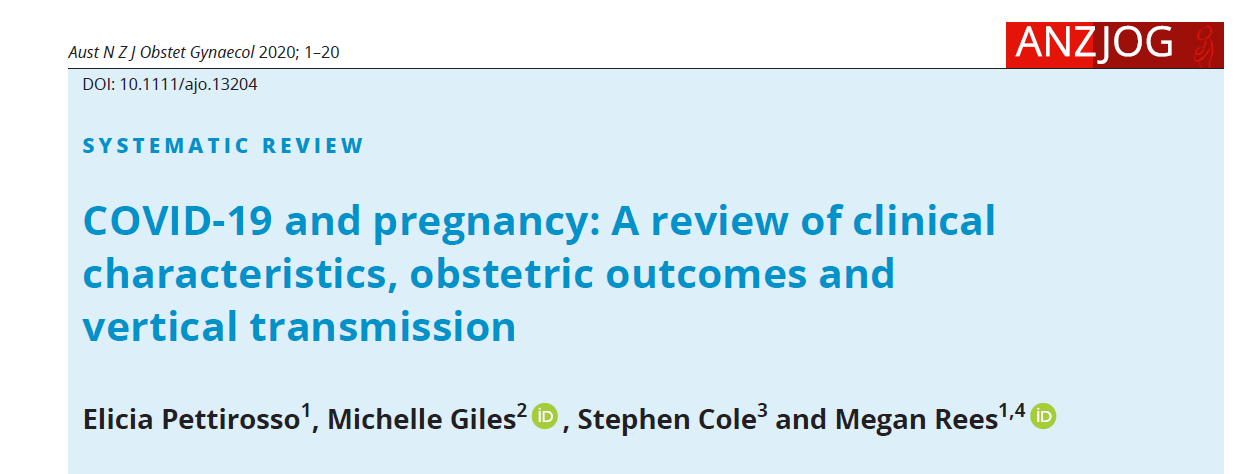 COVID-19-and-pregnancy-a-review-of-clinical-characteristics-obstetric-outcomes-and-vertical-transmission